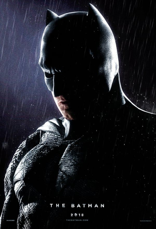 Fan Poster For u0026#39;The Batmanu0026#39; Shows A Dark And Brooding Ben ...