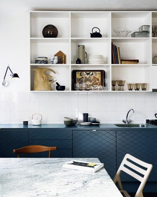 Kick Alternatives to Traditional Upper Kitchen Cabinets ... on open wooden shelving in kitchen, creative kitchen storage ideas, kitchen wall shelving ideas, cottage kitchen ideas, candice olson small kitchen ideas, open shelving kitchen shelves, open small kitchen ideas, top kitchen cabinet ideas, country kitchen shelving ideas, unique kitchen shelving ideas, kitchen cabinet shelving ideas, restoration hardware kitchen ideas, for small kitchens kitchen ideas, rustic cabin kitchen ideas, open shelving dining room, storage room shelving ideas, open kitchen shelving french kitchen, small kitchen storage ideas, open kitchen cupboards, open shelving decorating,