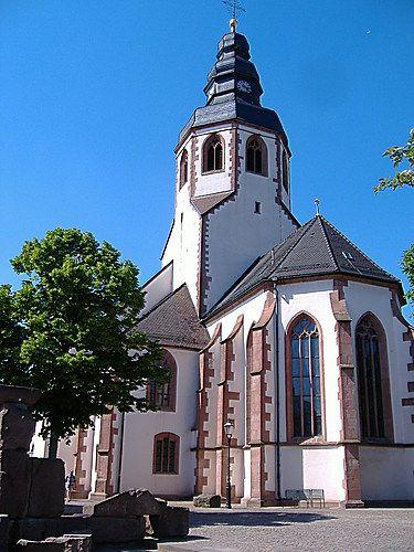 Katholische Kirche Ettlingen