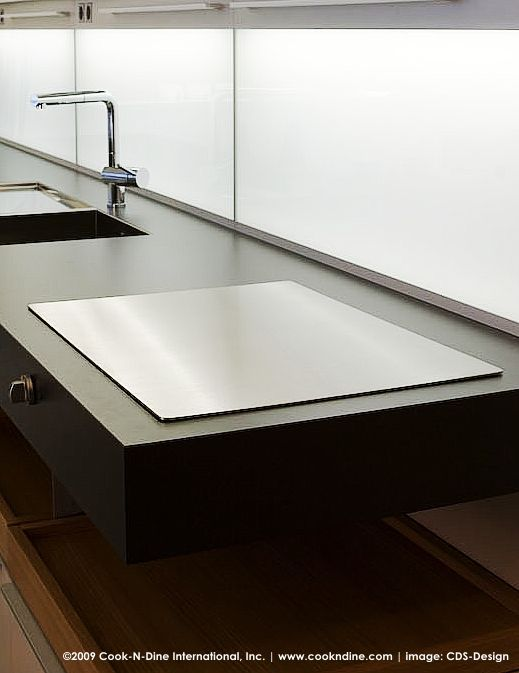 TEPPANYAKI GALLERY FOR THE HOME   ELECTRIC BUILT IN TEPAN YAKI GRILL   HIBACHI  TABLE  