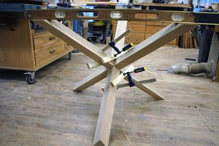 A Woodworkers Photo Journal Mysteries Revealed Diy Table Legs Wood Table Legs Dining Table Legs