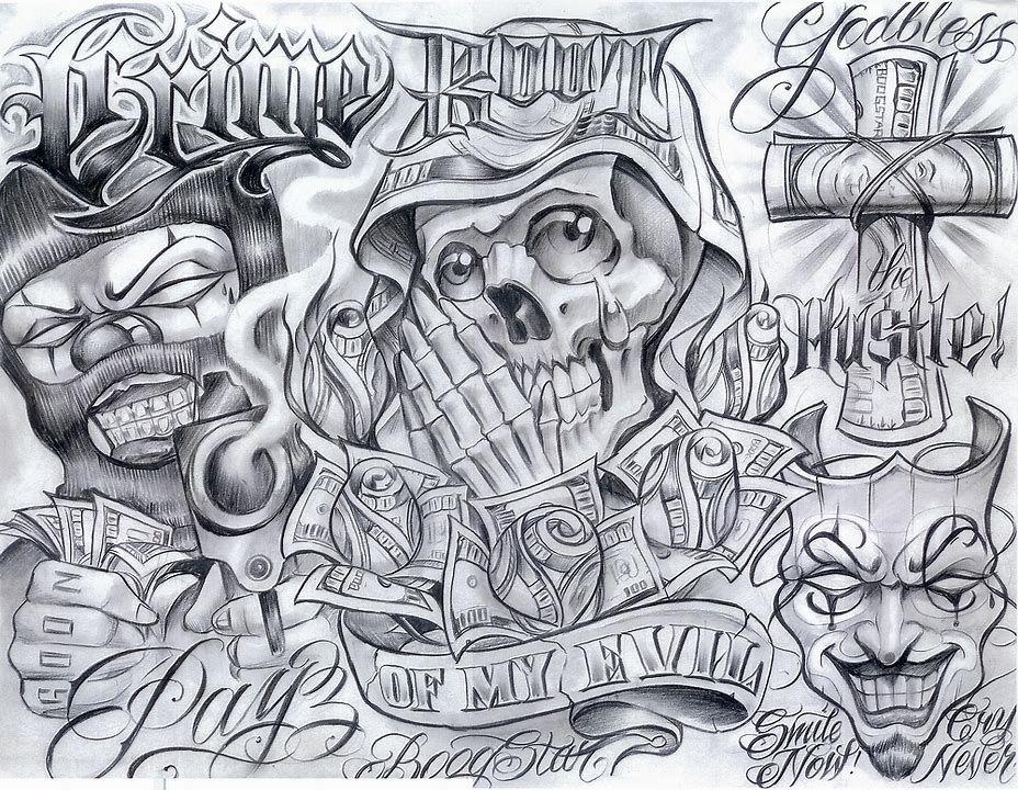 32++ Awesome Tattoo flash art books image ideas
