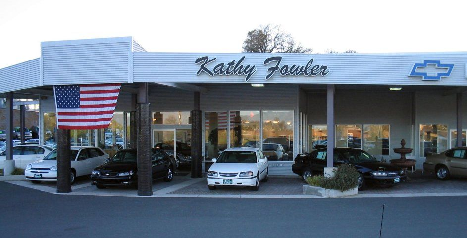 Kathy Fowler Chevrolet is a Lakeport Chevrolet dealer and a new car