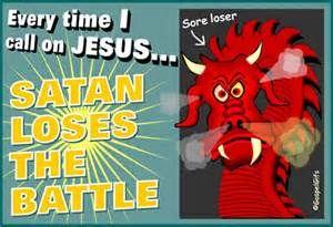 satan has no authority