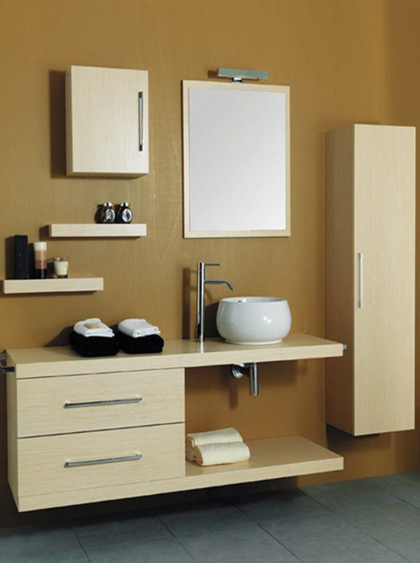 Mastro Fiore Mobili Bagno.Mastro Fiore S Stylish Bath Vanity System Collection