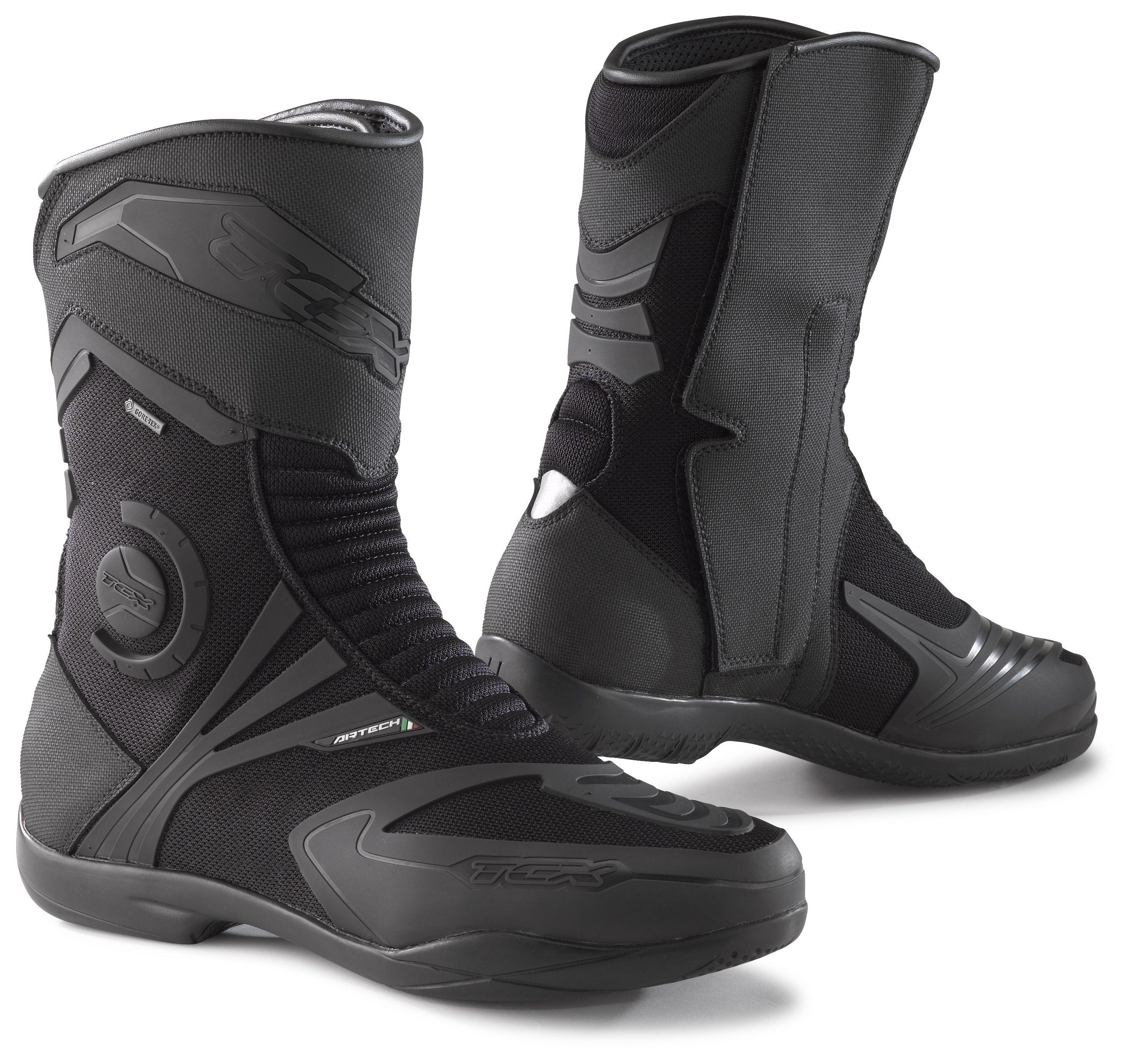 TCX Airtech EVO Gore Tex Boots RevZilla | Gore tex boots