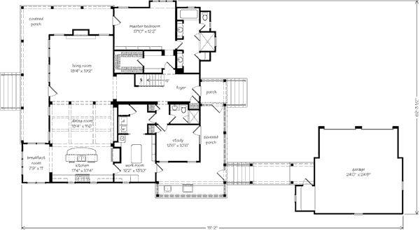 Tucker Bayou Southern Living Idea House