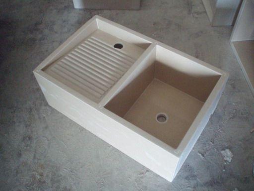 Lavadero lateral lavaderos pinterest laundry for Modelos de lavaderos