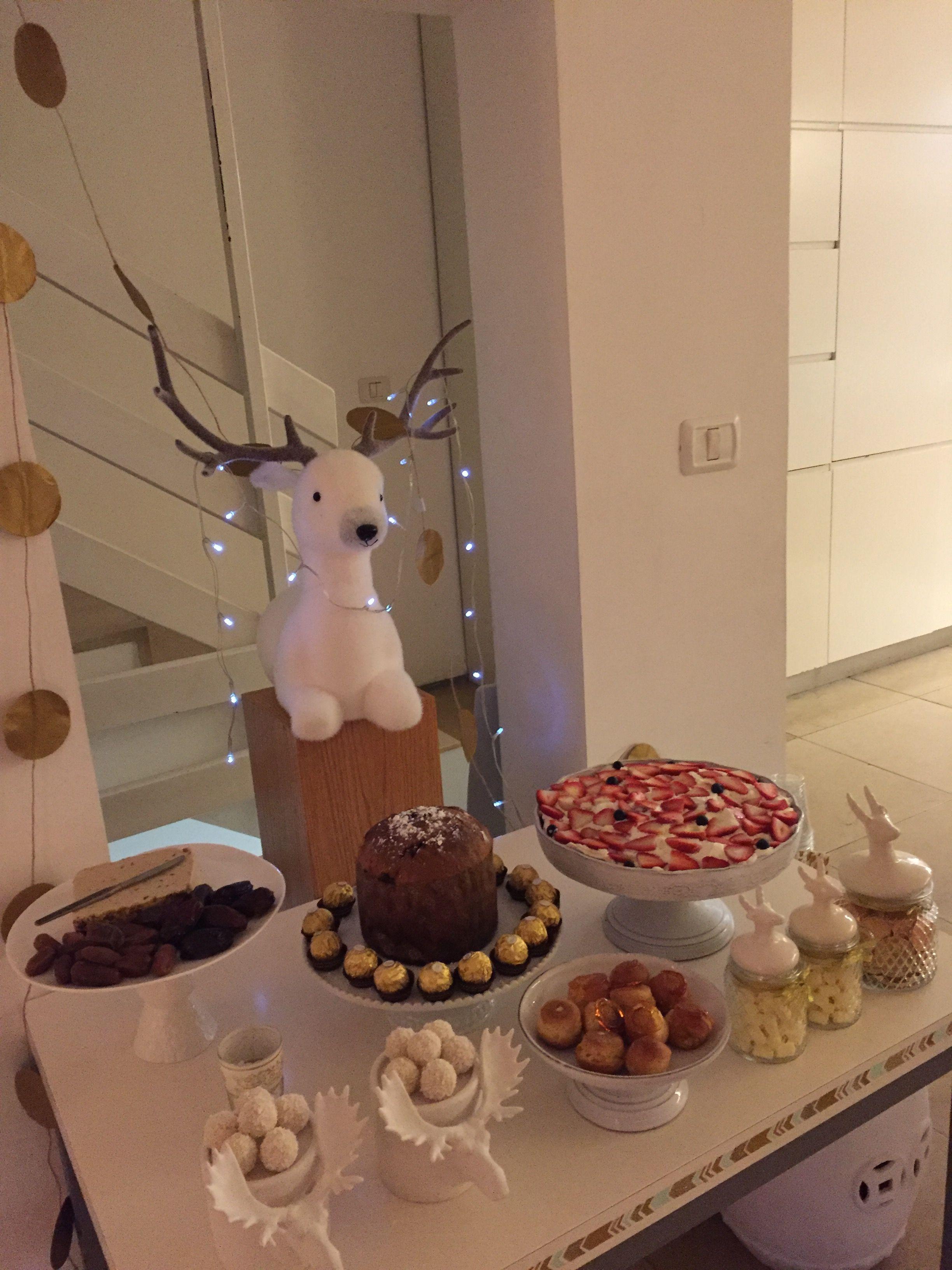 Pin by Liat Lavi Tenenbaum on Winter party   Desserts ...