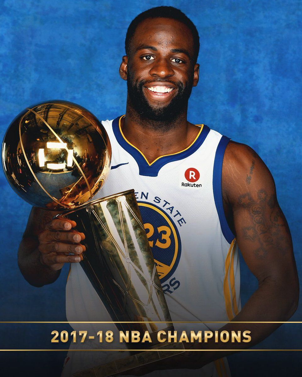 Draymond Green Is The Nba Champ Basketball Is Life Nba Champions Golden State Warriors