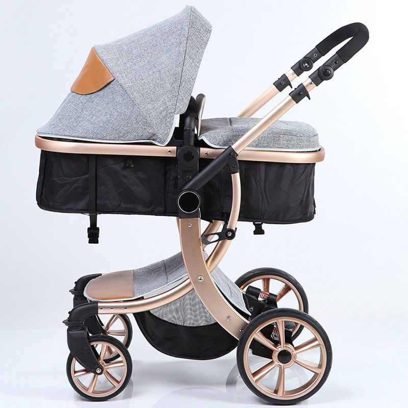 Luxury baby stroller foldable Carriage Infant Travel