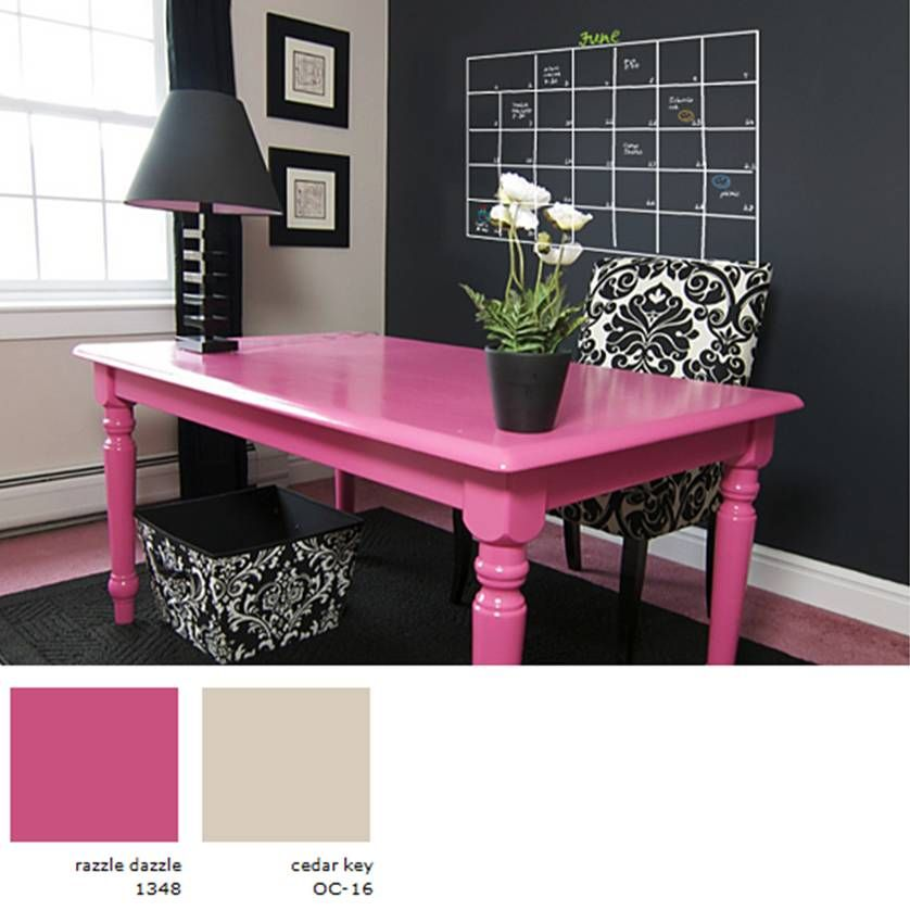 how to ease the process of choosing paint colors pink on desk color ideas id=90217