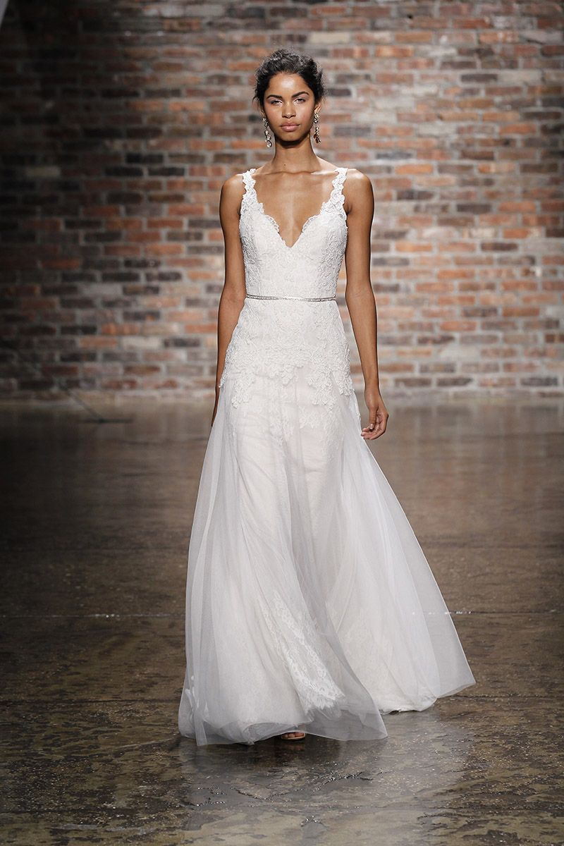 Chicago wedding dresses  Alvina Valenta designer wedding dresses Chicago Dimitraus Bridal