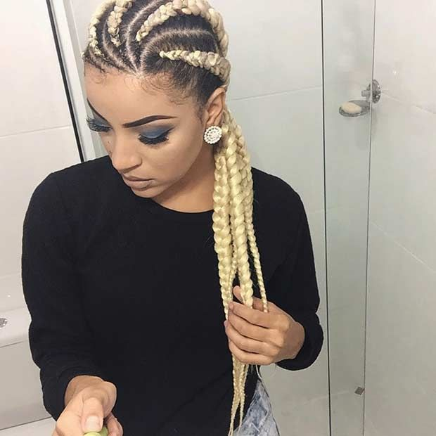 21 Trendy Braided Hairstyles To Try This Summer Braids For Short