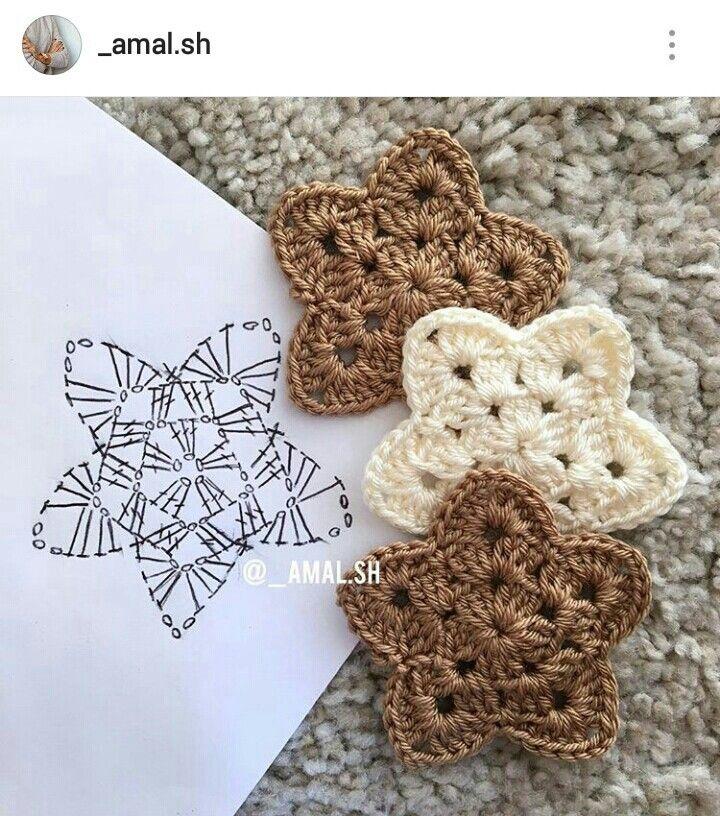 Pin de Deanna Aste en crochet | Pinterest | Crochet navideño y Llaveros