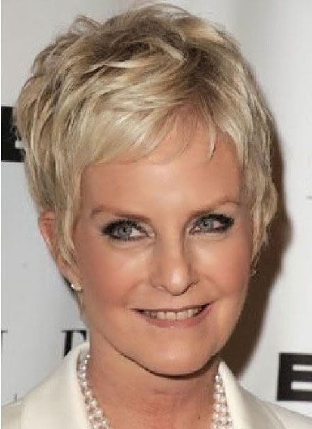 35 Short Hair For Older Women Mit