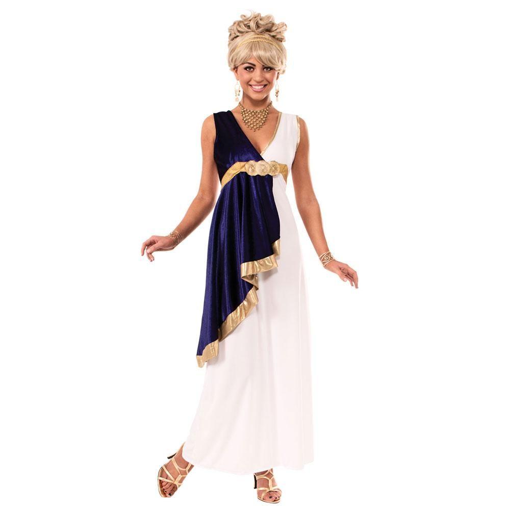 Grecian Maiden in 20  Griechisches kleid, Römisches kleid