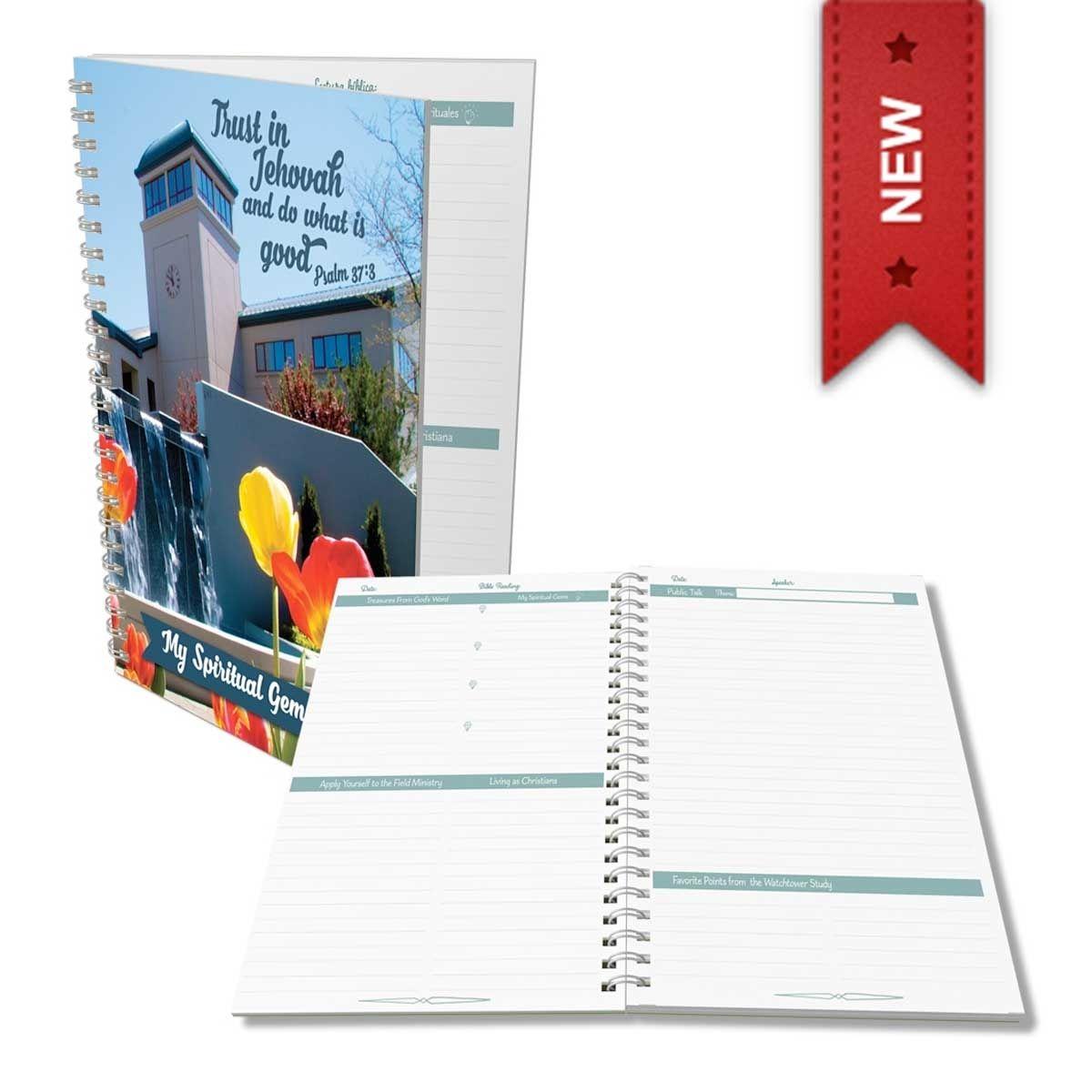 My Spiritual Gems Meeting Workbook Companion With Jw Yeartext