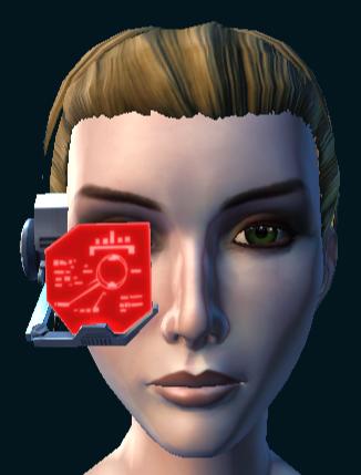 Red Efficiency Scanner - Bound + Unbound (Vyoris) | SWTOR gear ...
