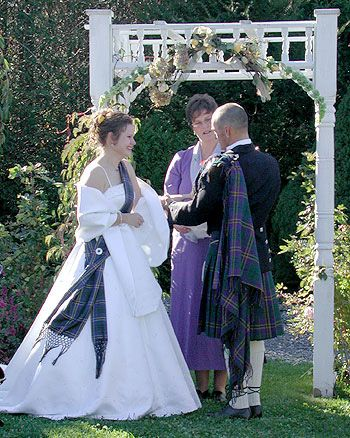 Scottish Irish Celtic Weddings Scottish Wedding Dresses Scottish Wedding Tartan Wedding