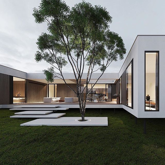 #architecture_hunter M1 House .
