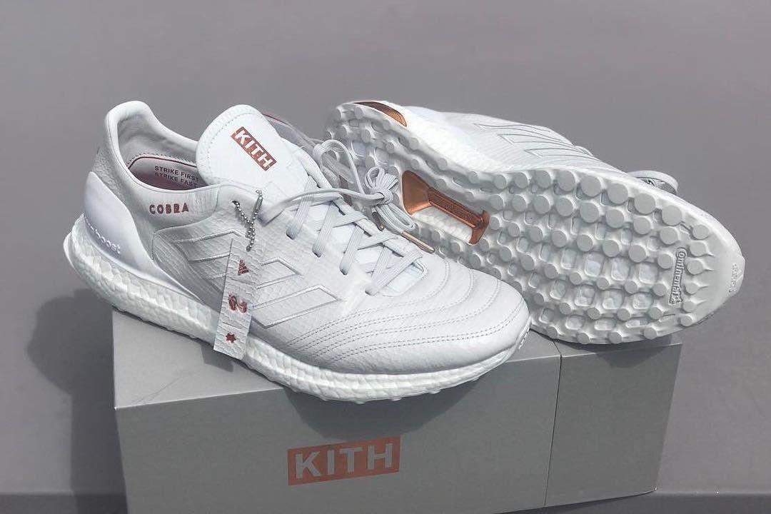 more photos de1c0 ed521 KITH x adidas Ultra BOOST Copa 17.1