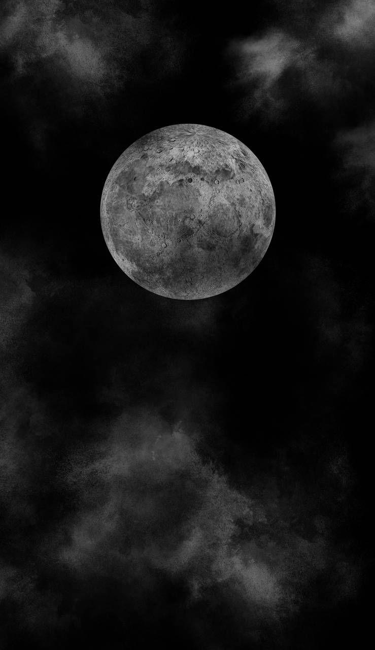Download Dark Full Moon Wallpaper By Agfct 2b Free On Zedge Now Browse Million Dark Black Wallpaper Black Wallpaper Iphone Dark Black Aesthetic Wallpaper