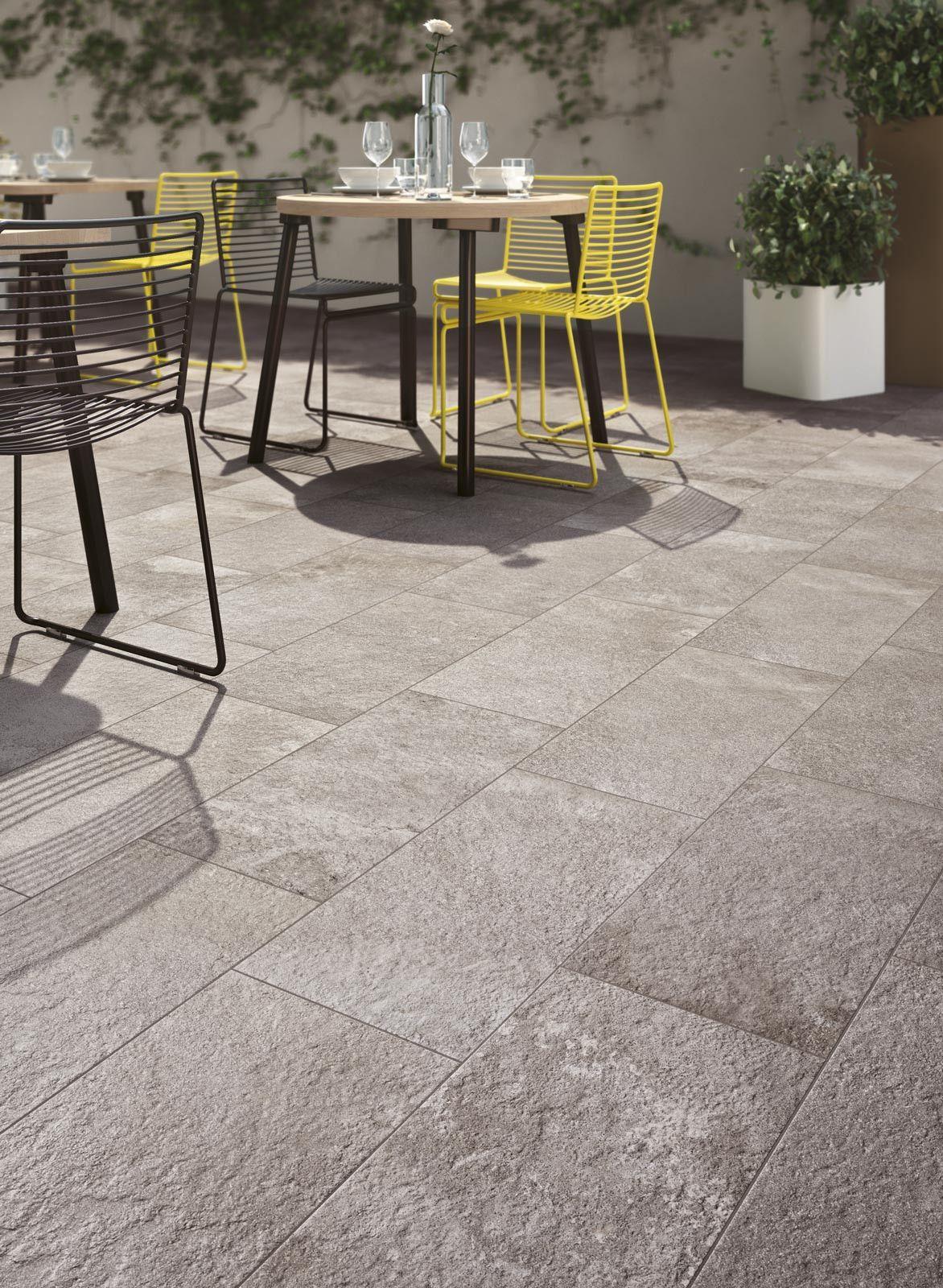 Ragno #Stoneway_Porfido Grey 15x15 cm R47P | #Gres #pietra #15x15 ...