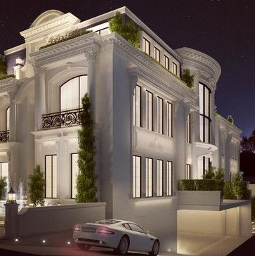 Pin by ions design on ions design dubai pinterest for Architectural design company in qatar