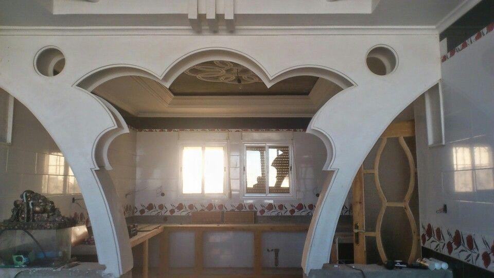 جبس مغربي False Ceiling Design Plafond Design Corridor Design