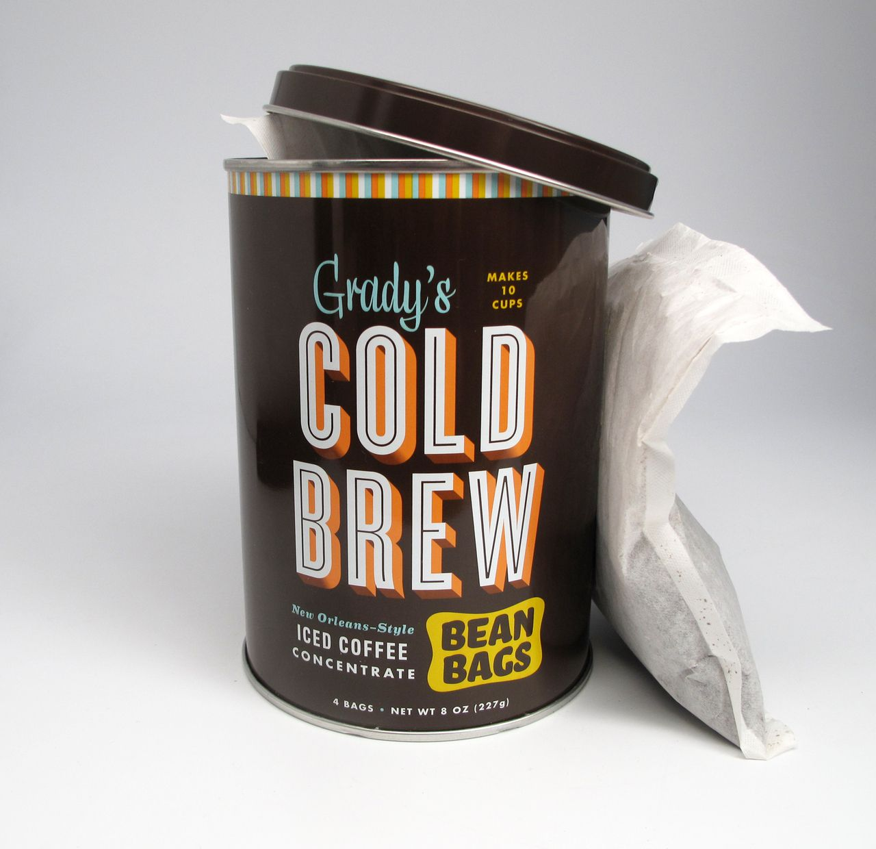 Grady's Cold Brew Bean Bags (With images) Cold brew
