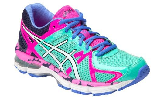 asics girls runners