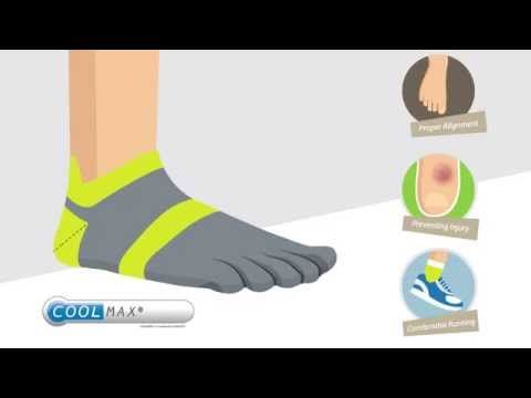 Injinji® Performance Toe Socks