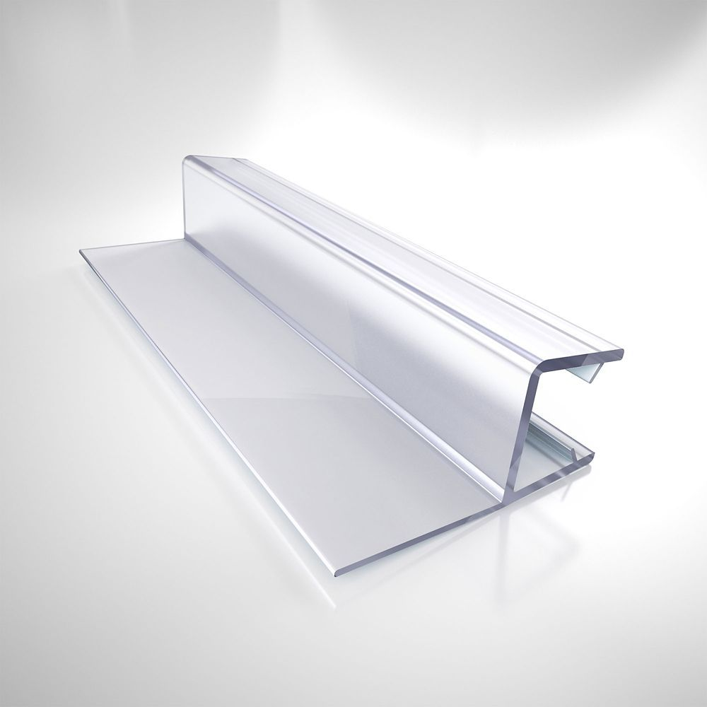 309f 10 Clear Vinyl Seal 72 Inch Length For 3 8 Inch 10 Mm Glass Shower Door Glass Shower Doors Shower Doors Dreamline