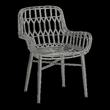 Armlehnstuhl Ritorto Muebles De Playa Gartenstühle Armlehnstuhl