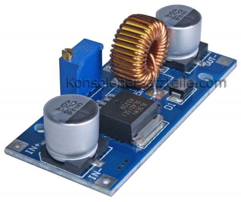 Elektronik Fur Selbermacher Spannungsregler Usw Spannungsregler Spannungswandler Netzteile