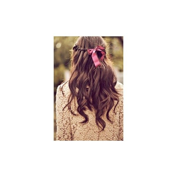We Heart It ❤ liked on Polyvore featuring accessories y hair