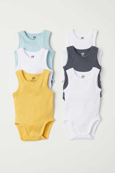 8a27b721c9 Newborn - Kids Clothing - Shop online or in-store | H&M US | Baby ...
