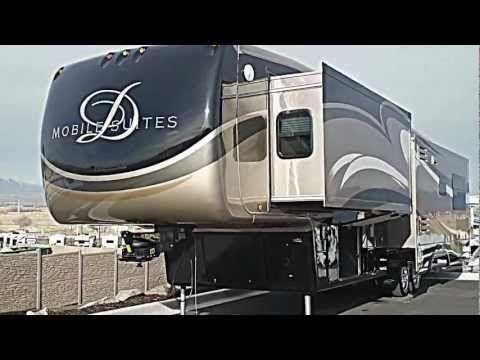 2012 Drv Mobile Suites 38ressb By General Rv Utah High Line 5th Wheel Rv 5th Wheel Rv