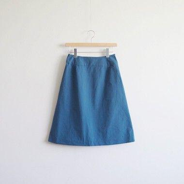 パターン 121(Aラインスカート)