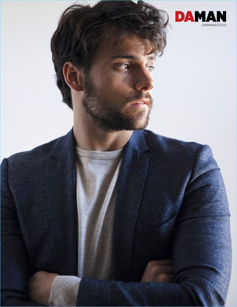 Actor Porno Connor Co jack falahee stars in da man shoot, discusses playing