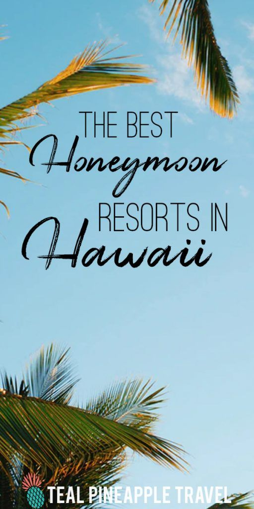 Looking for the best honeymoon resorts in Hawaii? Here are the 10 best resorts in Hawaii for honeymoons on 5 differently islands. #hawaiihoneymoon #hawaiihoneymoonresorts #hawaiitravelagent #hawaiivacationideas #hawaiihoneymoonideas #wheretostayinhawaii
