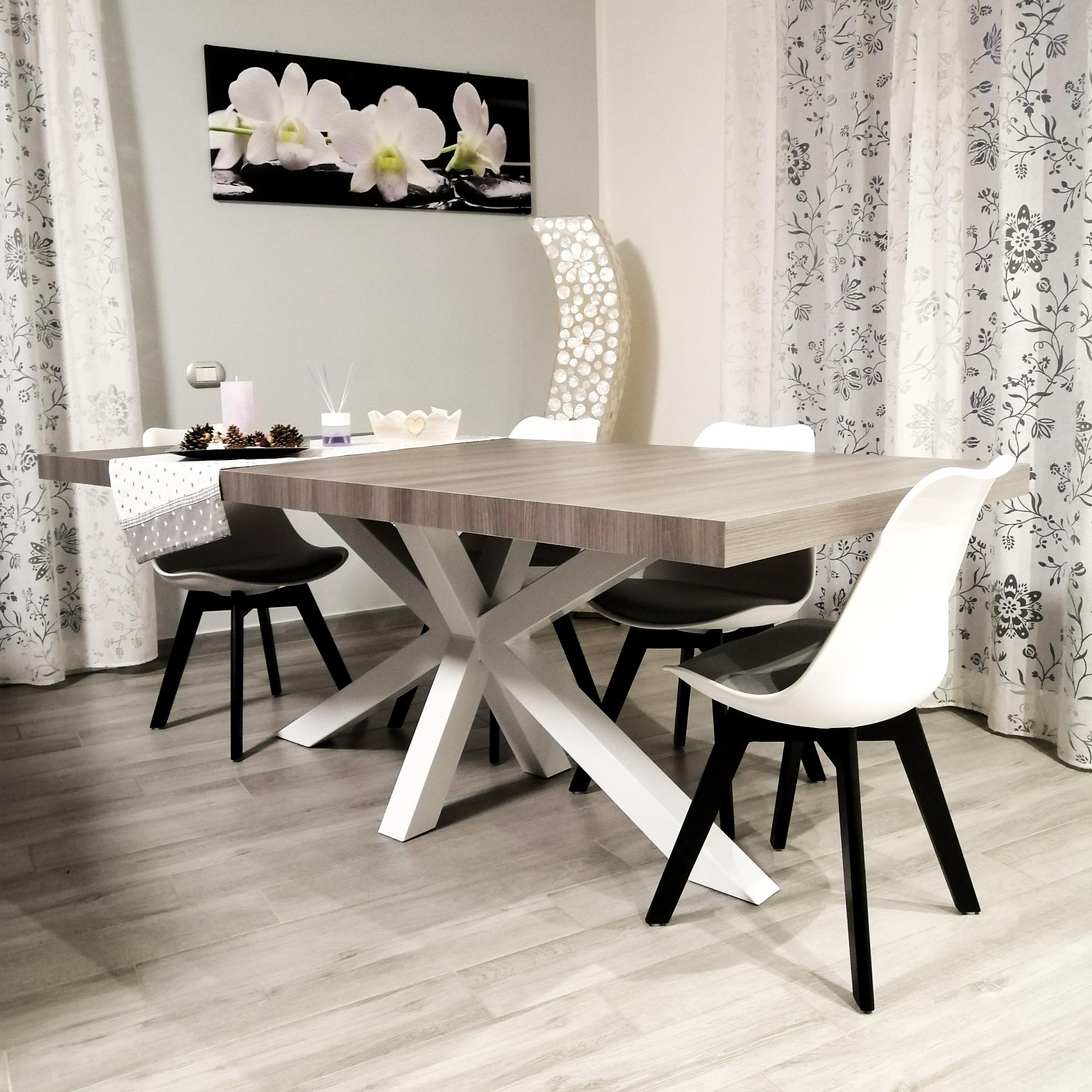 Tavolo Da Cucina Moderno.Tavolo Da Cucina Salomone Nel 2020 Tavolo Moderno Tavolo Da Soggiorno Tavolo Cucina