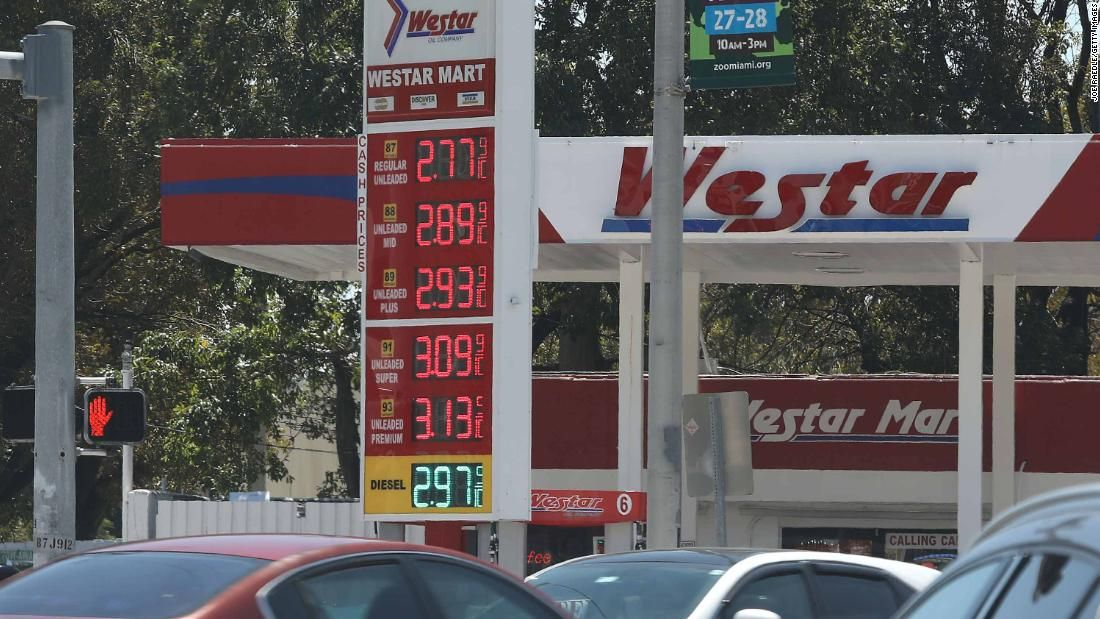 4 Gas Is Nearly A Reality For Many Americans Gas Prices Crude Oil Gas