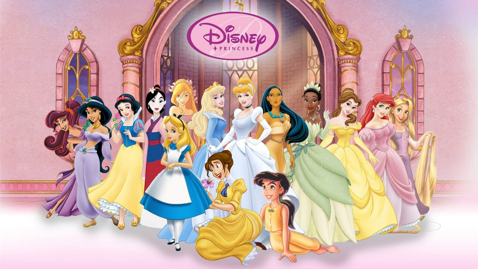 Belle Background For Desktop With Images Disney Princess