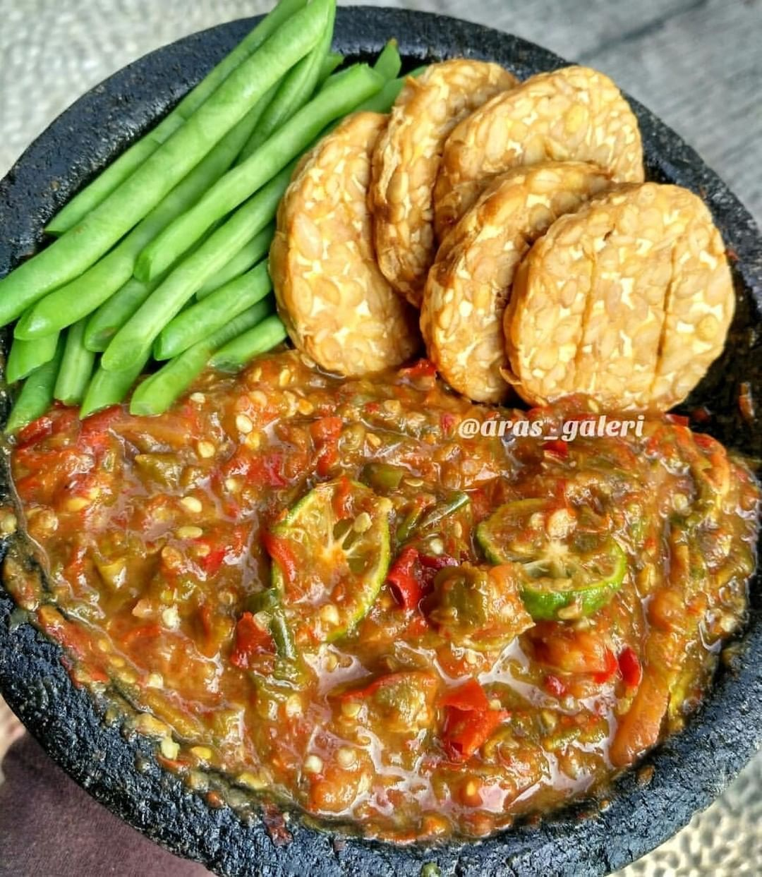 Sambel Terasi Credit By Aras Galeri Sambal Recipe Cooking Ingredients Diy Food Recipes