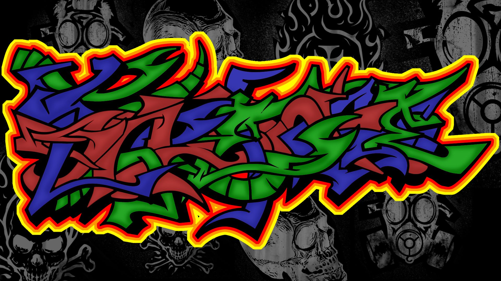 Global Graffiti, Street Art