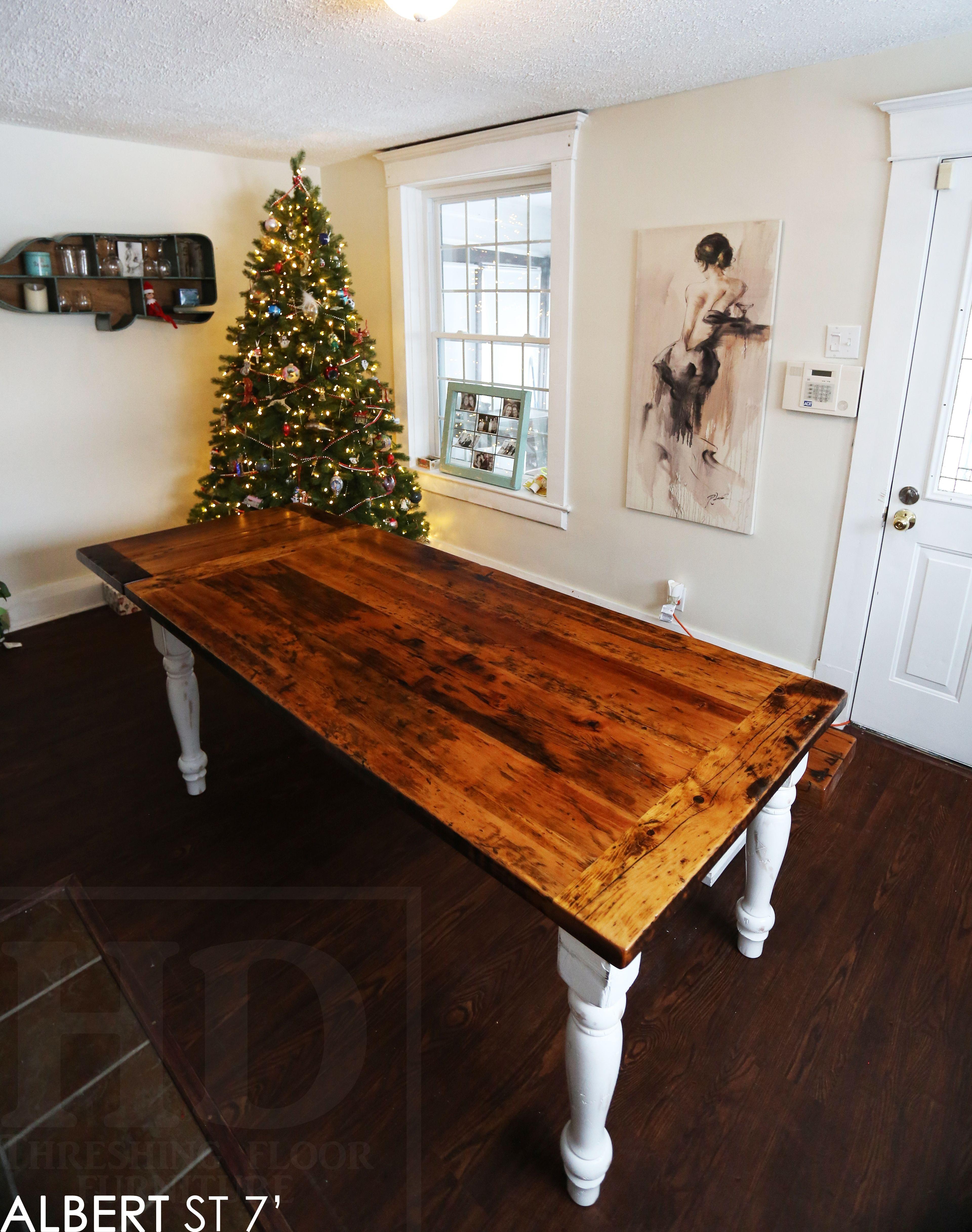Custom Harvest Tables By Hd Threshing Floor Furniture Www