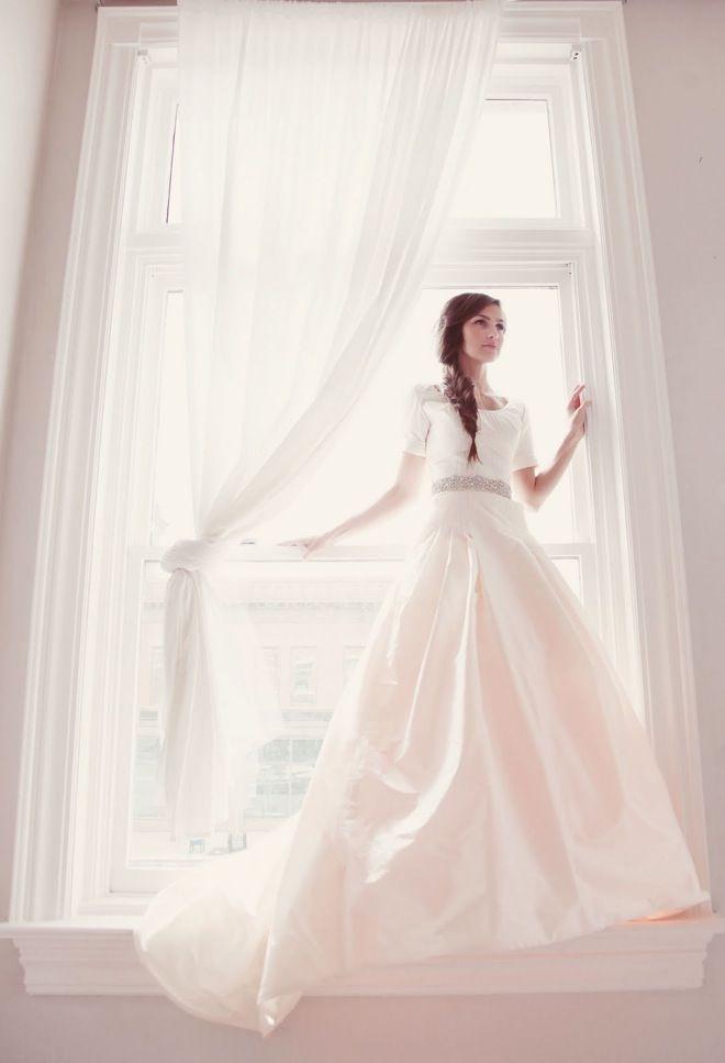 The Most Stylish Rock The Dress Shoot Ever? | Hochzeitskleider ...