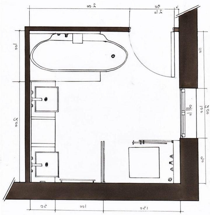 New Haut Awesome Avec Superbe Plan Salle De Bain 9m2 Dans